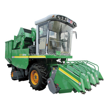 4 rows sweet corn harvester chopper for sale